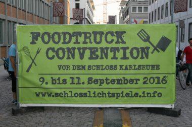 Aufbau und Impressionen: Foodtruck Convention Karlsruhe in Bildern