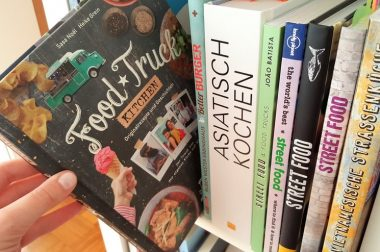 Momentaufnahme: Buch über die Foodtruck-Szene in der Schweiz