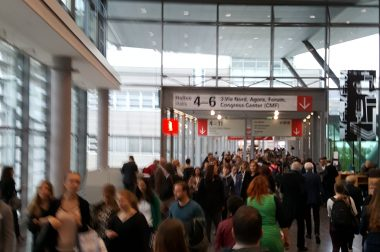 Street Food in Buchform: Besuch auf der Frankfurter Buchmesse 2016