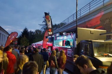 Street Food Festival 2015 in Karlsruhe: So war's