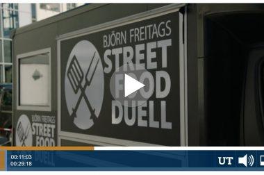 Koch vs. Foodtrucker: Mit dem Streetfood-Duell ein neues Format im TV