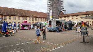 Street Food in Bruchsal am Wochenende