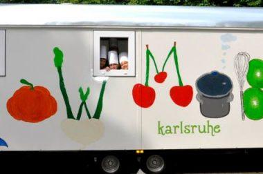 Foodtruck mal anders: Das Slow Mobil Karlsruhe