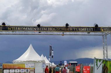 Streetfood erobert weiter die Region: Zu Gast auf dem Houschder Turmfest