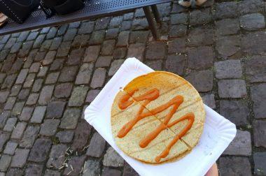 Jetzt wird's mexikanisch: Tacos beim Chilitos Mexican Grill